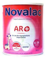Novalac AR+ 2 Lait en poudre 800g à MONSWILLER