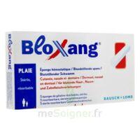 BLOXANG Eponge de gélatine stérile hémostatique B/5 à MONSWILLER