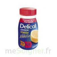 Delical Boisson Hp Hc Concentree Nutriment Vanille 4bouteilles/200ml à MONSWILLER