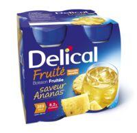 DELICAL BOISSON FRUITEE Nutriment ananas 4Bouteilles/200ml à MONSWILLER