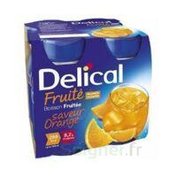 DELICAL BOISSON FRUITEE Nutriment orange 4Bouteilles/200ml à MONSWILLER
