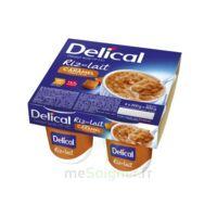 DELICAL RIZ AU LAIT Nutriment caramel pointe de sel 4Pots/200g à MONSWILLER