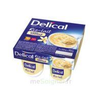 DELICAL RIZ AU LAIT Nutriment vanille 4Pots/200g à MONSWILLER