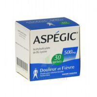 ASPEGIC 500 mg, poudre pour solution buvable en sachet-dose 30 à MONSWILLER