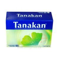 TANAKAN 40 mg, comprimé enrobé PVC/alu/90 à MONSWILLER