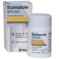 ECONAZOLE MYLAN 1 % Pdr appl cut Fl/30g à MONSWILLER