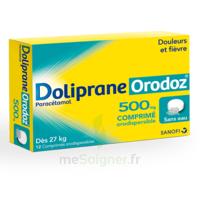 Dolipraneorodoz 500 Mg, Comprimé Orodispersible à MONSWILLER