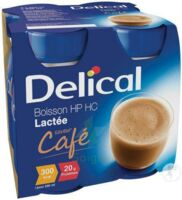 DELICAL BOISSON LACTEE HP HC, 200 ml x 4 à MONSWILLER