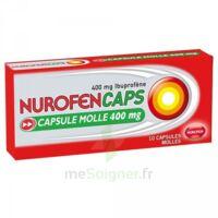 Nurofencaps 400 Mg Caps Molle Plq/10 à MONSWILLER