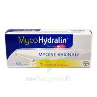 MYCOHYDRALIN 500 mg, comprimé vaginal à MONSWILLER