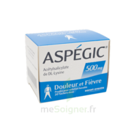 ASPEGIC 500 mg, poudre pour solution buvable en sachet-dose 20 à MONSWILLER