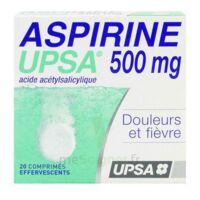 ASPIRINE UPSA 500 mg, comprimé effervescent à MONSWILLER