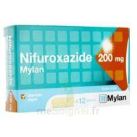 NIFUROXAZIDE MYLAN 200 mg, 12 gélules à MONSWILLER