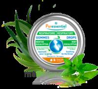Puressentiel Respiratoire Gommes Menthe-eucalyptus Respiratoire - 45 G à MONSWILLER