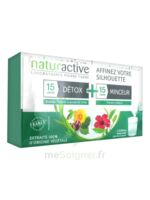Naturactive Détox Stick Fluide 15 Sticks + Minceur Stick Fluide 15 Sticks à MONSWILLER