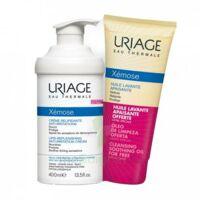 Xémose Crème Relipidante Anti-irritations Fl Pompe/400ml + Huile Lavante 200ml à MONSWILLER