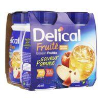 DELICAL BOISSON FRUITEE Nutriment pomme 4Bouteilles/200ml à MONSWILLER