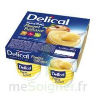 DELICAL NUTRA'POTE DESSERT AUX FRUITS, 200 g x 4 à MONSWILLER