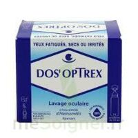 DOS'OPTREX S lav ocul 15Doses/10ml à MONSWILLER