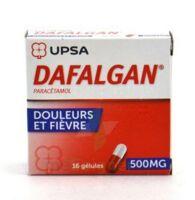 DAFALGAN 500 mg Gélules 2plq/8 (16) à MONSWILLER