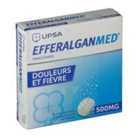 EFFERALGANMED 500 mg, comprimé effervescent sécable à MONSWILLER