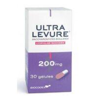 ULTRA-LEVURE 200 mg Gélules Fl/30 à MONSWILLER