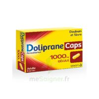 Dolipranecaps 1000 Mg Gélules Plq/8 à MONSWILLER