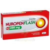 NUROFENFLASH 400 mg Comprimés pelliculés Plq/12 à MONSWILLER
