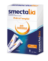 SMECTALIA 3 g Suspension buvable en sachet 12Sach/10g à MONSWILLER