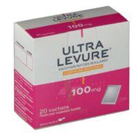 ULTRA-LEVURE 100 mg Poudre pour suspension buvable en sachet B/20 à MONSWILLER