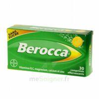 Berocca Comprimés effervescents sans sucre T/30 à MONSWILLER