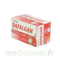 Dafalgan 1000 Mg Comprimés Effervescents B/8 à MONSWILLER