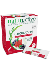 Naturactive Phytothérapie Fluides Solution buvable circulation 15Sticks/10ml à MONSWILLER