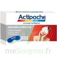 Actipoche Masque Thermique Yeux Et Tempes B/1 à MONSWILLER