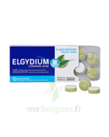 Elgydium Antiplaque Chew gum B/10 à MONSWILLER