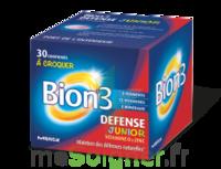 Bion 3 Défense Junior Comprimés à croquer framboise B/30 à MONSWILLER