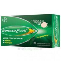 Beroccaboost Comprimés Effervescents B/20 Promo 2€ à MONSWILLER