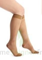 Thuasne Venoflex Secret 2 Chaussette femme beige doré T5N à MONSWILLER