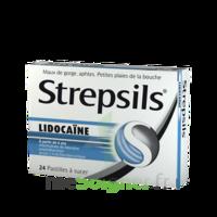 Strepsils Lidocaïne Pastilles Plq/24 à MONSWILLER
