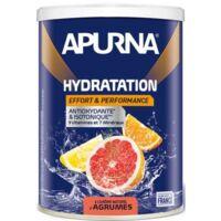 Apurna Poudre pour boisson hydratation Agrumes 500g à MONSWILLER