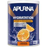 Apurna Poudre pour boisson hydratation Orange 500g à MONSWILLER
