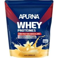 Apurna Whey Proteines Poudre Vanille 750g à MONSWILLER