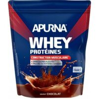 Apurna Whey Proteines Poudre Chocolat 750g à MONSWILLER