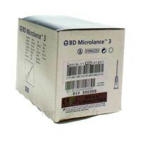 BD MICROLANCE 3, G26 5/8, 0,45 mm x 16 mm, brun  à MONSWILLER