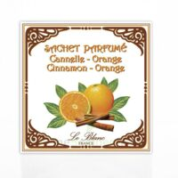 Le Blanc Sachet Parfumé Cannelle Orange à MONSWILLER
