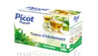 Picot Maman Tisane D'allaitement Verveine 20 Sachets à MONSWILLER