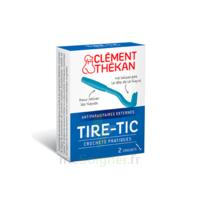 Clément Thékan Tire Tic Crochet B/2 à MONSWILLER
