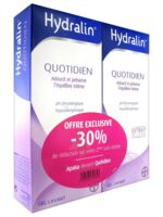 Hydralin Quotidien Gel Lavant Usage Intime 2*200ml à MONSWILLER