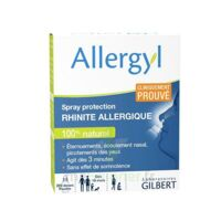 Allergyl Spray protection rhinite allergique 800mg à MONSWILLER