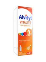Alvityl Vitalité Solution buvable Multivitaminée 150ml à MONSWILLER